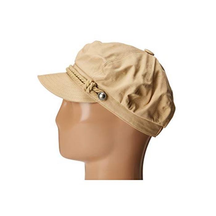 フィッシャーマンキャップ帽子カーキメンズ男性用メンズ帽子【BETMARFISHERMANCAPKHAKI】