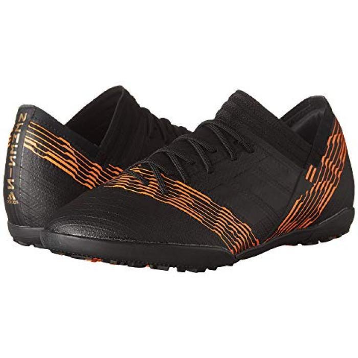 【エントリーで全商品ポイント10倍1/9 20:00-1/16 01:59迄】アディダス タンゴ サッカー 赤 レッド 17.3 子供用 リトルキッズ 靴 スニーカー 【 ADIDAS SOCCER KIDS NEMEZIZ TANGO TF J BLACK SOLAR RED 】