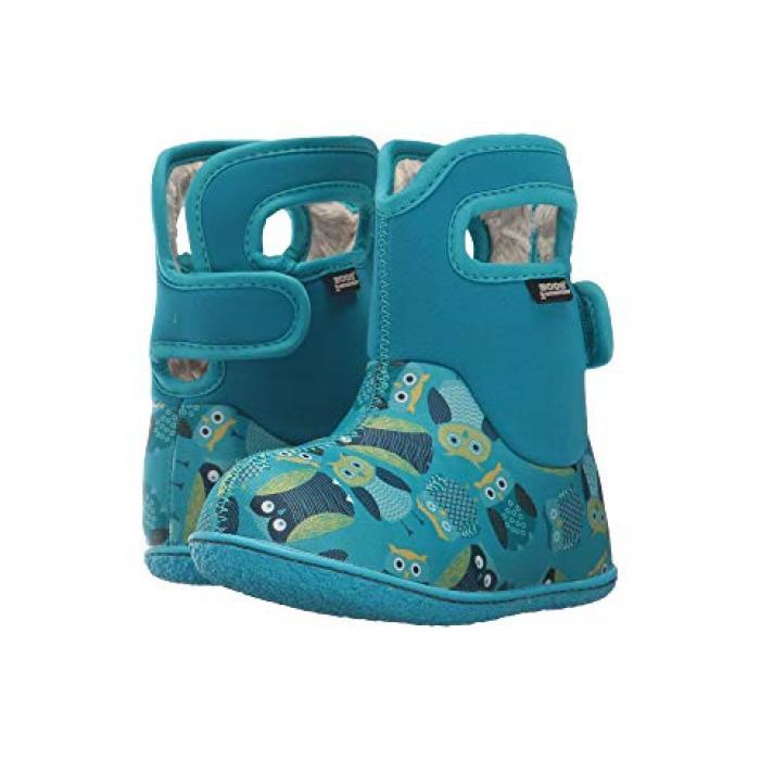 【エントリーで全商品ポイント10倍1/9 20:00-1/16 01:59迄】ベイビー 青 ブルー マルチ ベビー 赤ちゃん用 ベビー服 【 BLUE BOGS KIDS BABY OWLS TODDLER MULTI 】