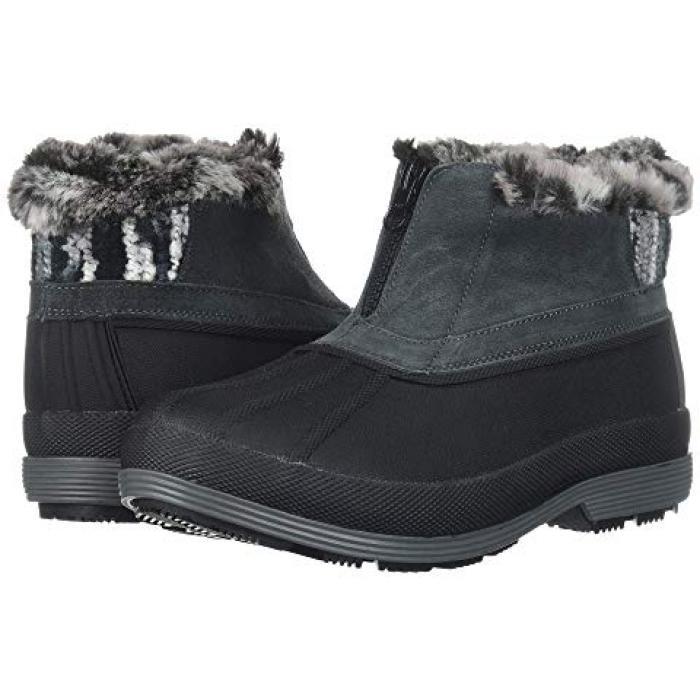 アンクル ジップ ベリー レディース 女性用 メンズ靴 靴 【 PROPET LUMI ANKLE ZIP BERRY 】