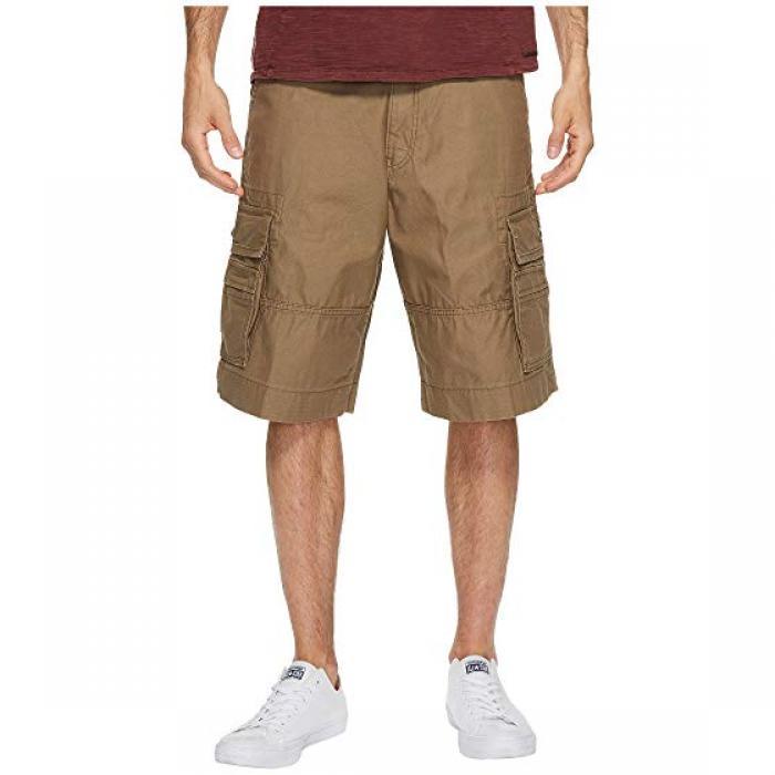 メンズ 男性用 カーゴ ショーツ ハーフパンツ LEVI'S ズボン パンツ 【 MENS SQUAD CARGO SHORT CIMARRON 】