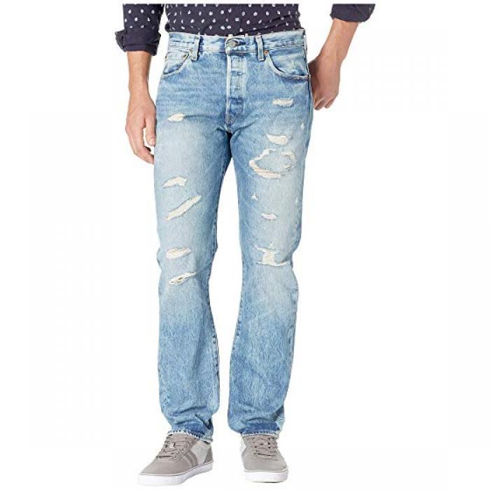 メンズ 男性用 オリジナル アシッド ストレッチ LEVI'S 501 メンズファッション パンツ 【 MENS ORIGINAL ACID GREY WARP STRETCH 】
