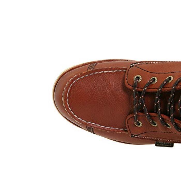 """アイリッシュ アンバー レザー 9"""" メンズ 男性用 靴 ブーツ 【 IRISH SETTER WINGSHOOTER AMBER LEATHER 】"""