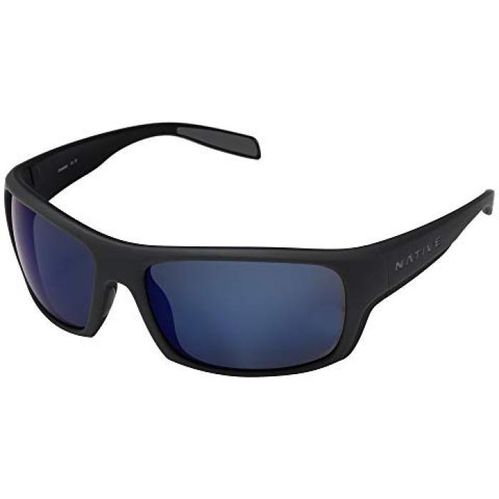 ネイティブ アイウェア 黒 ブラック メンズ 男性用 バッグ 眼鏡 【 BLACK NATIVE EYEWEAR EDDYLINE GRANITE MATTE 】