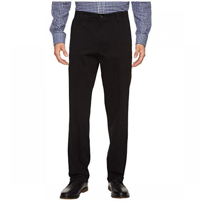 イージー カーキ クラシック フィット パンツ 黒 ブラック メンズ 男性用 メンズファッション 【 BLACK DOCKERS EASY KHAKI D3 CLASSIC FIT PANTS 】