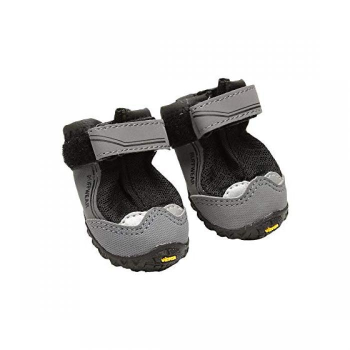 【エントリーで全商品ポイント10倍1/9 20:00-1/16 01:59迄】グリップ ブーツ 黒 ブラック ペットグッズ 【 BLACK RUFFWEAR GRIP TREX PAIRS BOOTS 0 OBSIDIAN 】