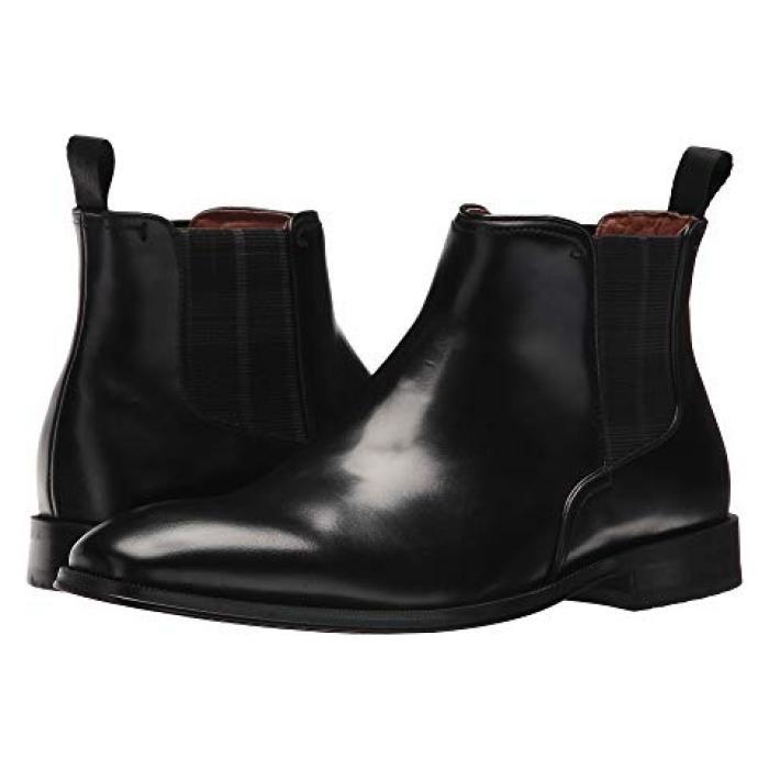 プレイン トー ゴア ブーツ 茶 ブラウン スムース レディース 女性用 メンズ靴 【 FLORSHEIM BELFAST PLAIN TOE GORE BOOT BROWN SMOOTH 】