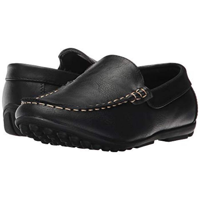 【エントリーで全商品ポイント10倍1/9 20:00-1/16 01:59迄】スティーブ スティーブマッデン 黒 ブラック 子供用 ビッグキッズ ベビー 靴 【 BLACK STEVE MADDEN KIDS BCOMPTON TODDLER 】