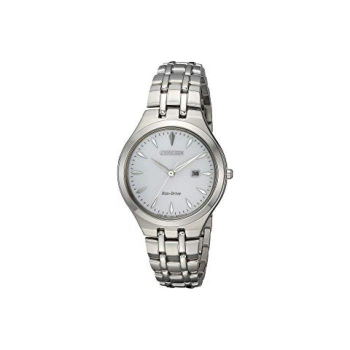 ウォッチ 時計 レディース 女性用 レディース腕時計 腕時計 【 CITIZEN WATCHES EW249055A ECODRIVE SILVERTONE 】