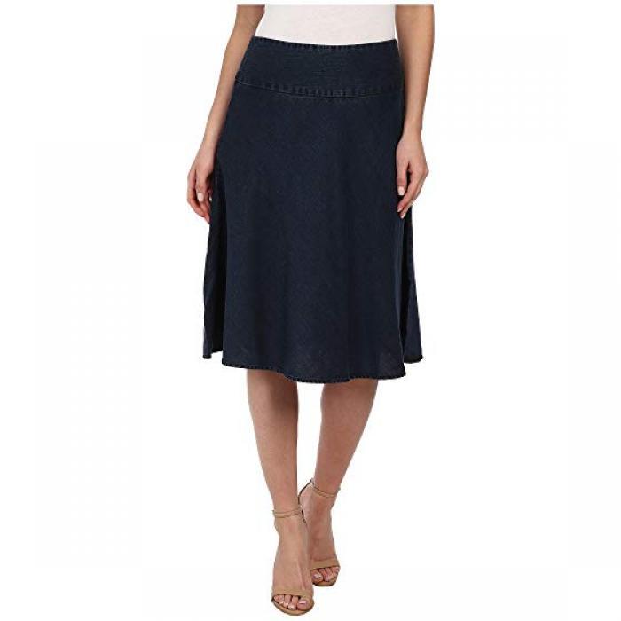 サマー スカート 藍色 インディゴ NIC+ZOE レディース 女性用 レディースファッション 【 SUMMER FLING SKIRT INDIGO 】