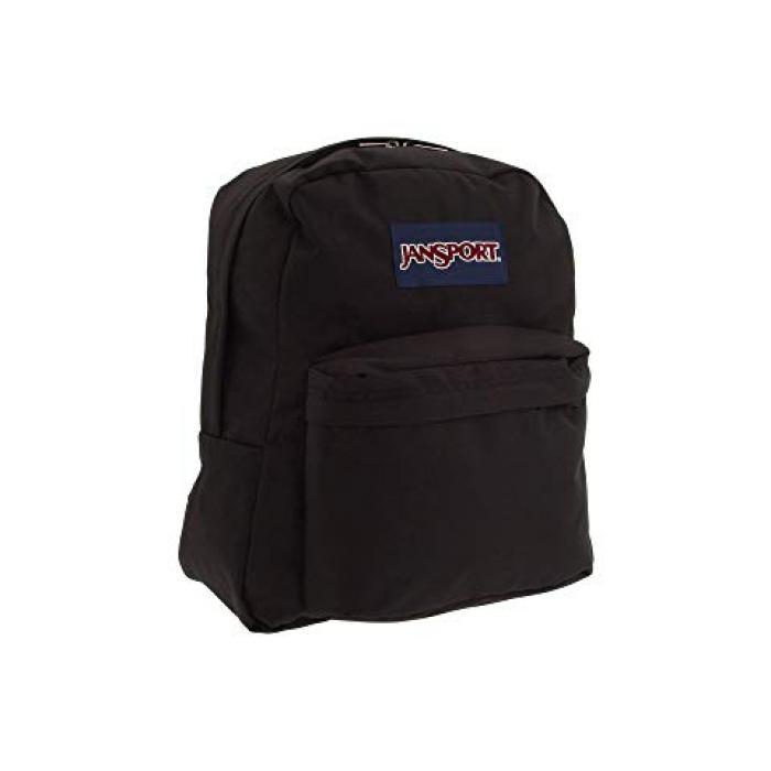 ジャンスポーツ スプリング ブレーク 黒 ブラック メンズ 男性用 メンズバッグ バッグ 【 SPRING BLACK JANSPORT BREAK 】