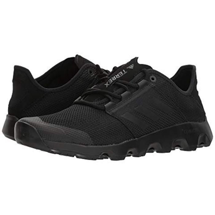 アディダス アウトドア メンズ 男性用 靴 【 ADIDAS OUTDOOR TERREX CC VOYAGER CARBON BLACK 】