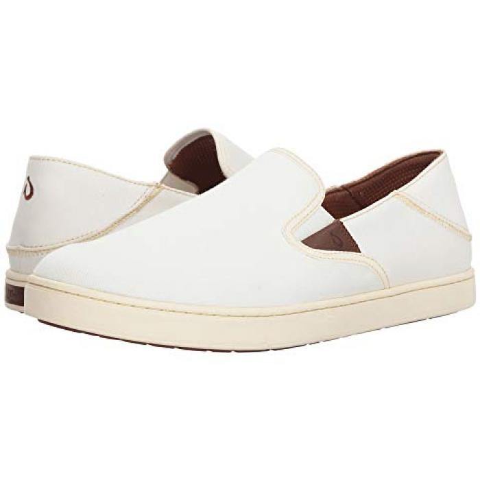 レディース 女性用 靴 レディース靴 【 OLUKAI KAHU CHARCOAL OFFWHITE 】