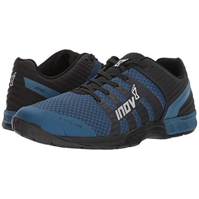 イノヴェイト メンズ 男性用 メンズ靴 【 INOV8 FLITE 260 BLUE BLACK 】