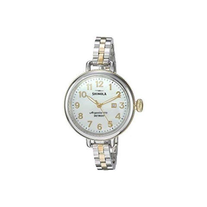 デトロイト バーディ ステンレス レディース 女性用 腕時計 レディース腕時計 【 SHINOLA DETROIT THE BIRDY 34MM 20077932 STAINLESS STEEL GOLD 】