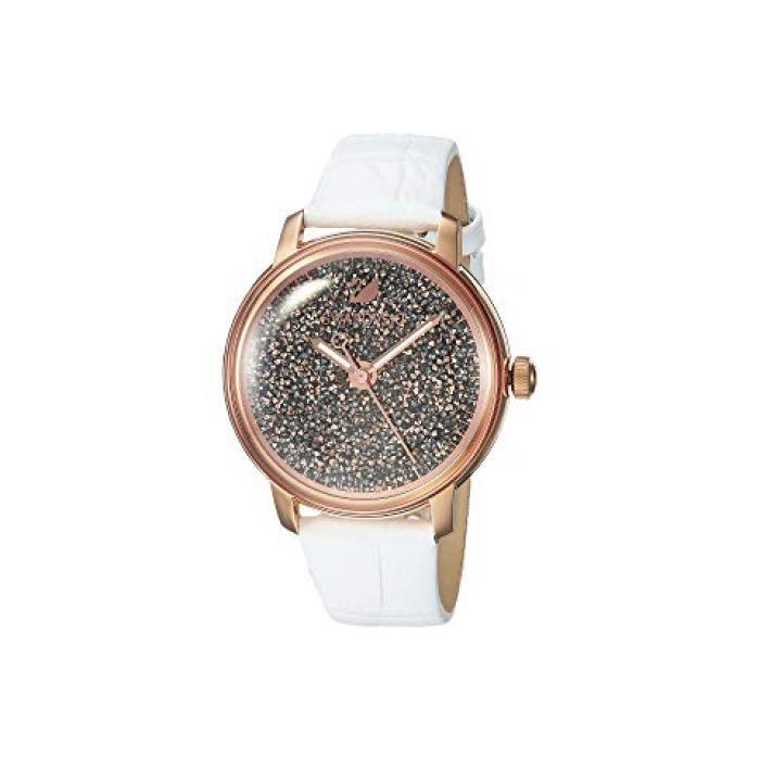 スワロフスキー アワー ウォッチ 時計 白 ホワイト レディース 女性用 腕時計 レディース腕時計 【 WATCH SWAROVSKI CRYSTALLINE HOURS WHITE 】