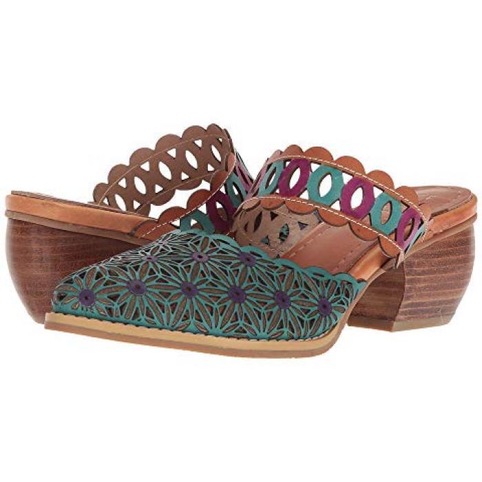 スプリング ステップ キャメル L'ARTISTE レディース 女性用 靴 レディース靴 【 SPRING CAMEL BY STEP RASHIDA 】