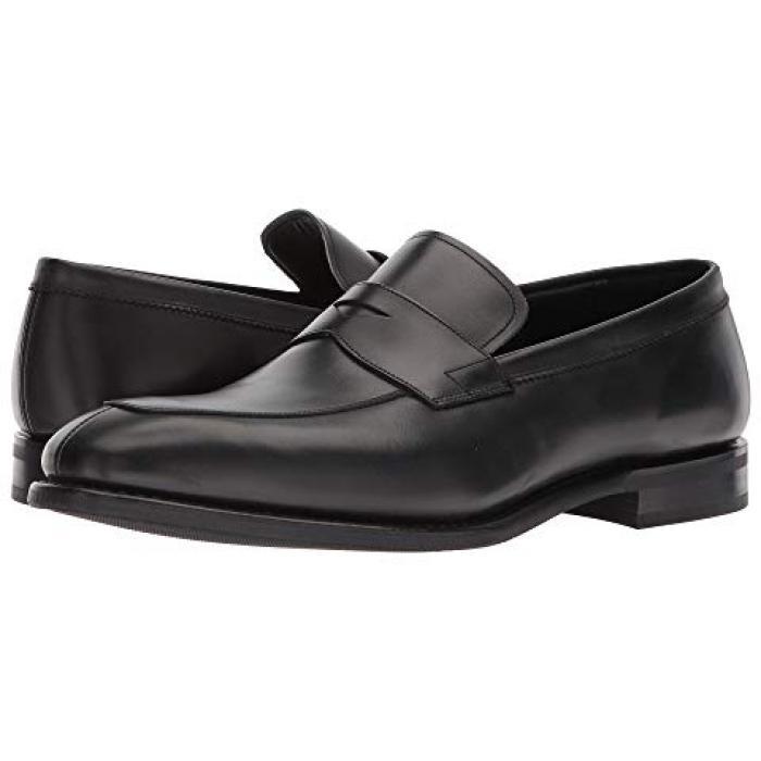 ルンペン 黒 ブラック CHURCH'S レディース 女性用 靴 ローファー 【 BLACK PARHAM LOAFER 】