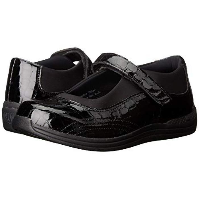 ローズ 黒 ブラック クロコ レディース 女性用 靴 レディース靴 【 ROSE BLACK DREW CROC 】