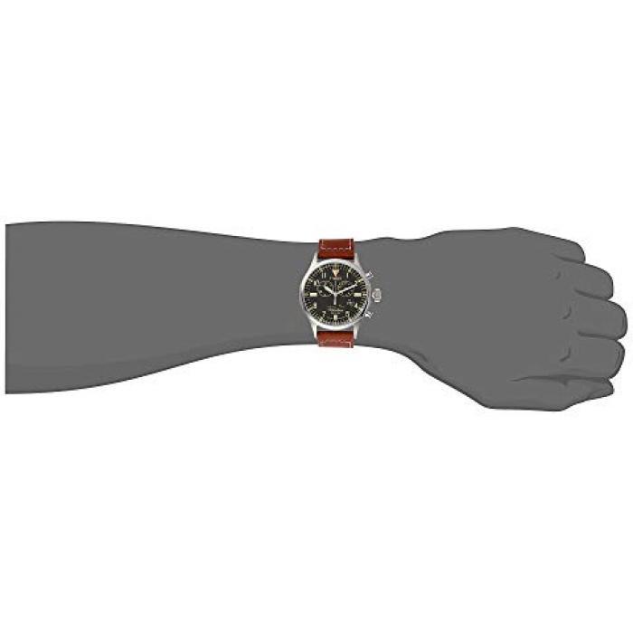 タイメックス ウォーターベリー トラディショナル クロノ レディース 女性用 腕時計 レディース腕時計 【 TIMEX WATERBURY TRADITIONAL CHRONO BROWN BLACK 】