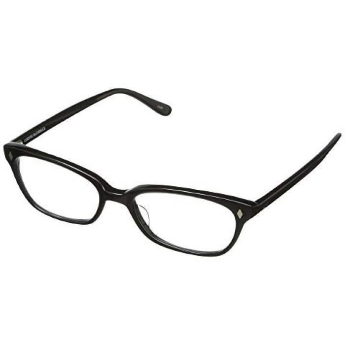 リーディング グラス 黒 ブラック レディース 女性用 眼鏡 ブランド雑貨 【 BLACK CORINNE MCCORMACK CYD READING GLASSES 】