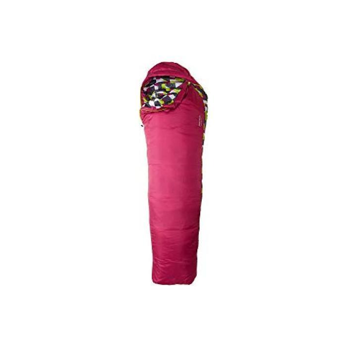 レギュラー スリーピング バッグ リップスティック KIDS' メンズ 男性用 アウトドア 寝袋 【 MARMOT TRESTLES 30 REGULAR SLEEPING BAG LIPSTICK 】
