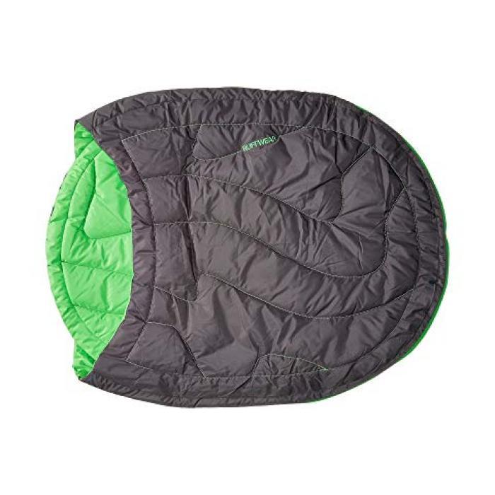 【エントリーで全商品ポイント10倍1/9 20:00-1/16 01:59迄】スリーピング バッグ メドウ 緑 グリーン ペット 【 GREEN RUFFWEAR HIGHLANDS SLEEPING BAG 0 MEADOW 】