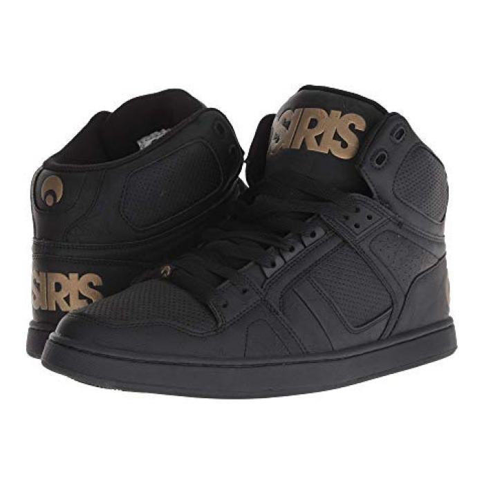 オシリス ニューヨークシティー クラシック メンズ 男性用 靴 【 OSIRIS NYC 83 CLASSIC BLACK CPR 】