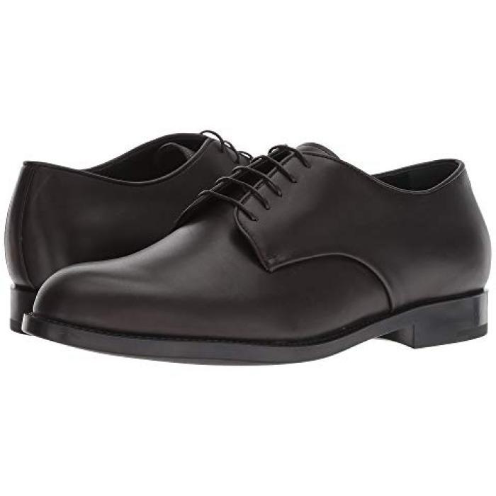 プレイン トー オックスフォード 茶 ブラウン メンズ 男性用 靴 【 Z ZEGNA PLAIN TOE OXFORD BROWN 】