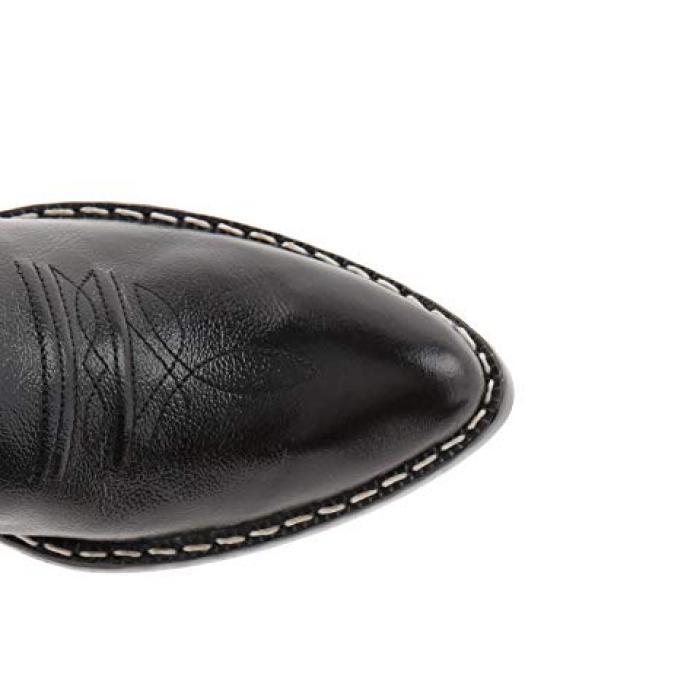 オールドベリー ウェスト ブーツ トー ウェスタン 黒 ブラック 子供用 リトルキッズ キッズ 靴 【 BLACK OLD WEST KIDS BOOTS J TOE WESTERN BOOT TODDLER 】
