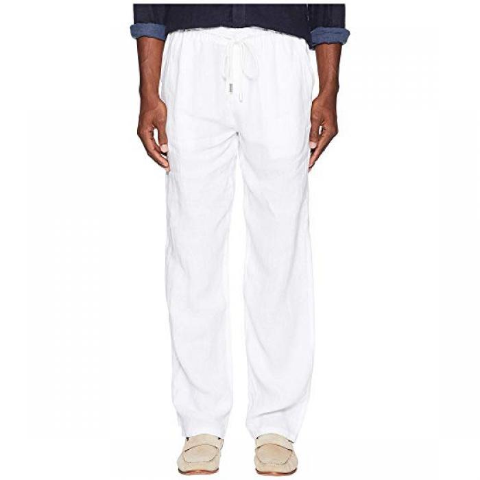 リネン パンツ メンズ 男性用 メンズファッション 【 VILEBREQUIN PACHA LINEN PANT OUTREME 】