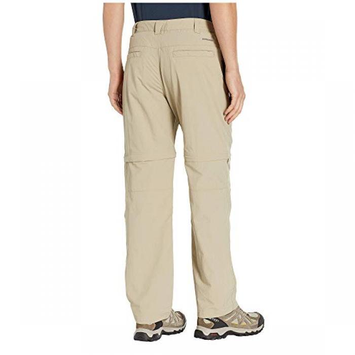 白 ホワイト シエラ ポイント コンバーチブル パンツ カーキ メンズ 男性用 ズボン 【 WHITE SIERRA POINT CONVERTIBLE PANTS KHAKI 】