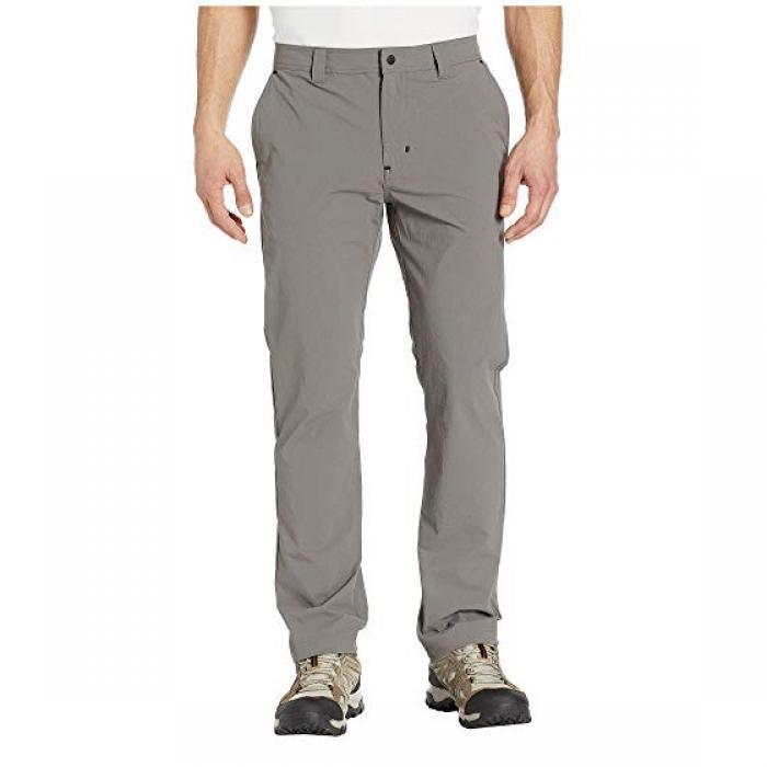 クイックシルバ パンツ チャコール 灰色 グレー グレイ メンズ 男性用 ズボン メンズファッション 【 GRAY QUIKSILVER WATERMAN AMPHIBIAN PANTS CHARCOAL 】