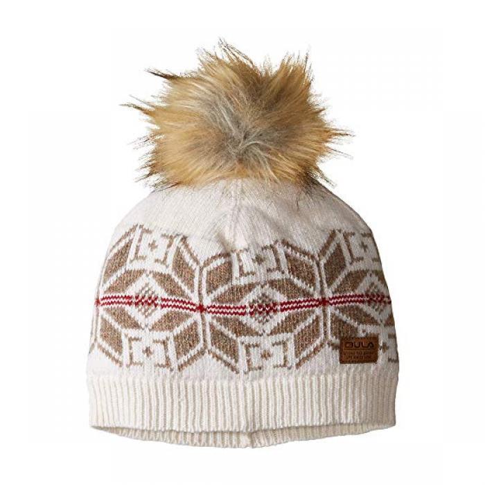 ビクトリア キャップ 帽子 アイボリー レディース 女性用 バッグ ブランド雑貨 【 BULA VICTORIA BEANIE IVORY 】