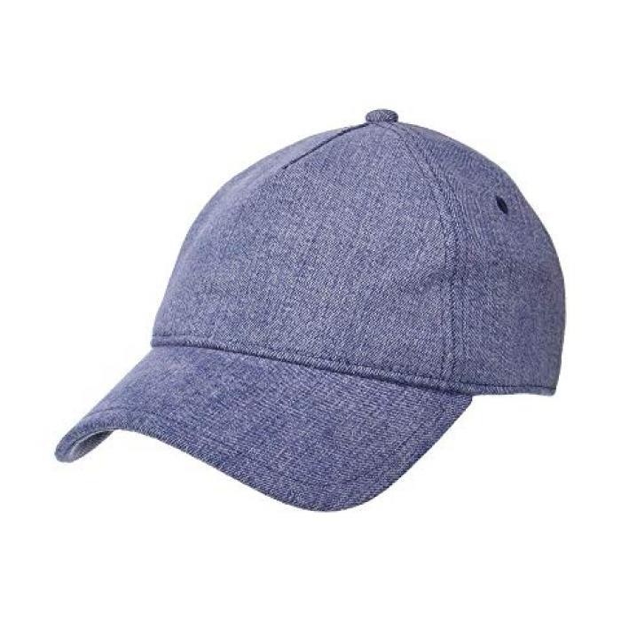 ボーン マリリン ベースボール キャップ 帽子 青 ブルー デニム & レディース 女性用 小物 ブランド雑貨 【 BLUE RAG BONE MARILYN BASEBALL CAP DENIM 】