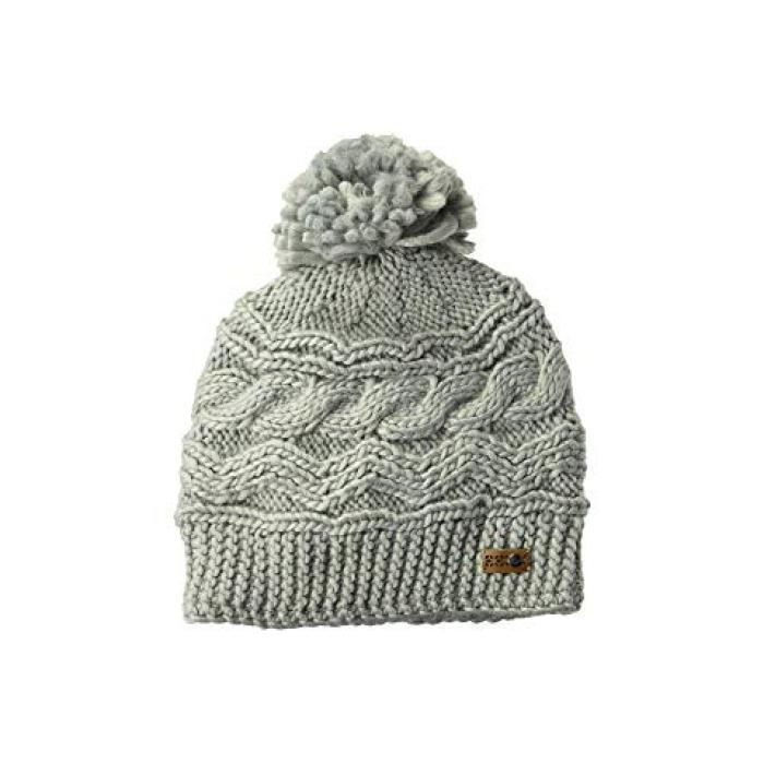 ロキシー ウィンター キャップ 帽子 ウォーム ヘザー レディース 女性用 バッグ ニット帽 【 ROXY HEATHER WINTER BEANIE WARM 】