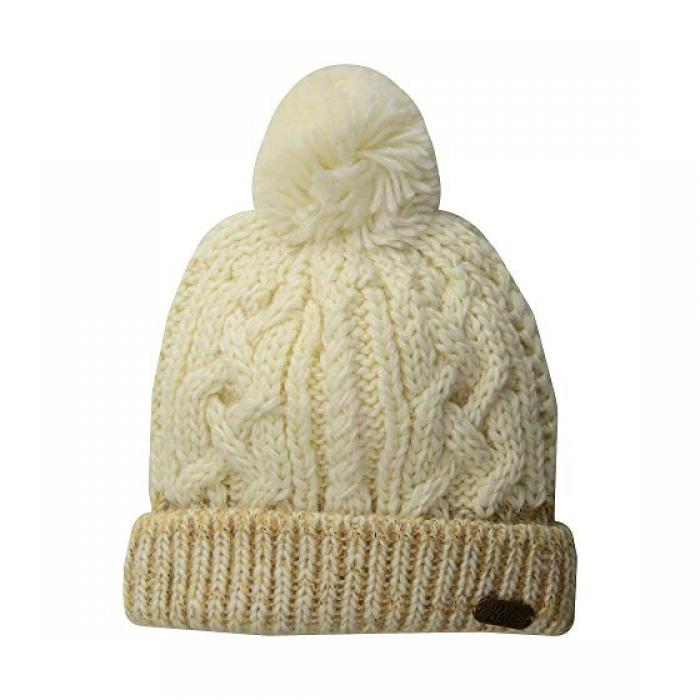 ベロニカ キャップ 帽子 アイボリー レディース 女性用 レディース帽子 ニット帽 【 BULA VERONICA BEANIE IVORY 】