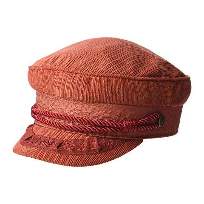 ブリクトン キャップ 帽子 赤 レッド クレイ レディース 女性用 小物 【 BRIXTON ALBANY CAP RED CLAY 】