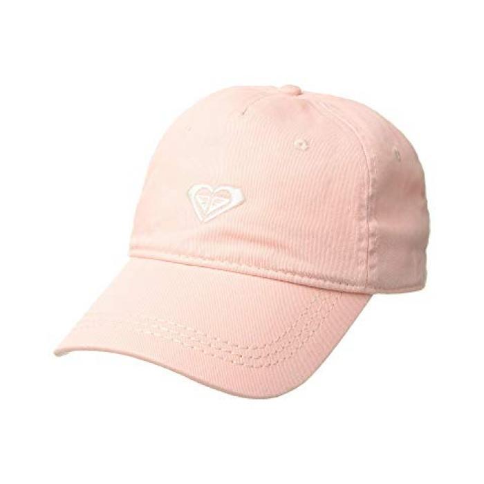 ロキシー ディア ロゴ ベースボール キャップ 帽子 ピーチ ホイップ レディース 女性用 小物 バッグ 【 ROXY DEAR BELIEVER LOGO BASEBALL CAP PEACH WHIP 】