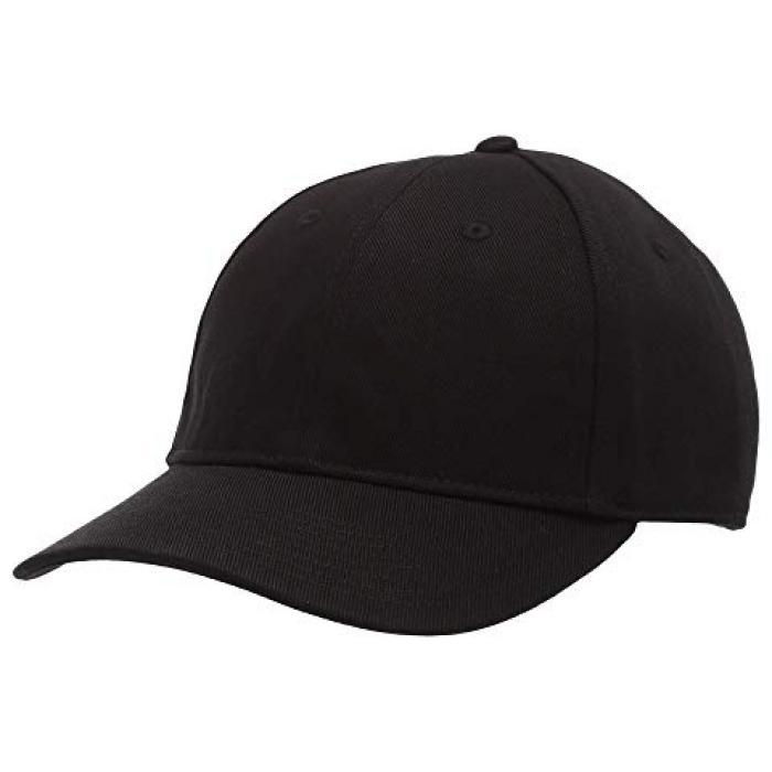 ボーン ベースボール キャップ 帽子 黒 ブラック ツイル & メンズ 男性用 バッグ 【 BLACK RAG BONE ARCHIE BASEBALL CAP TWILL 】