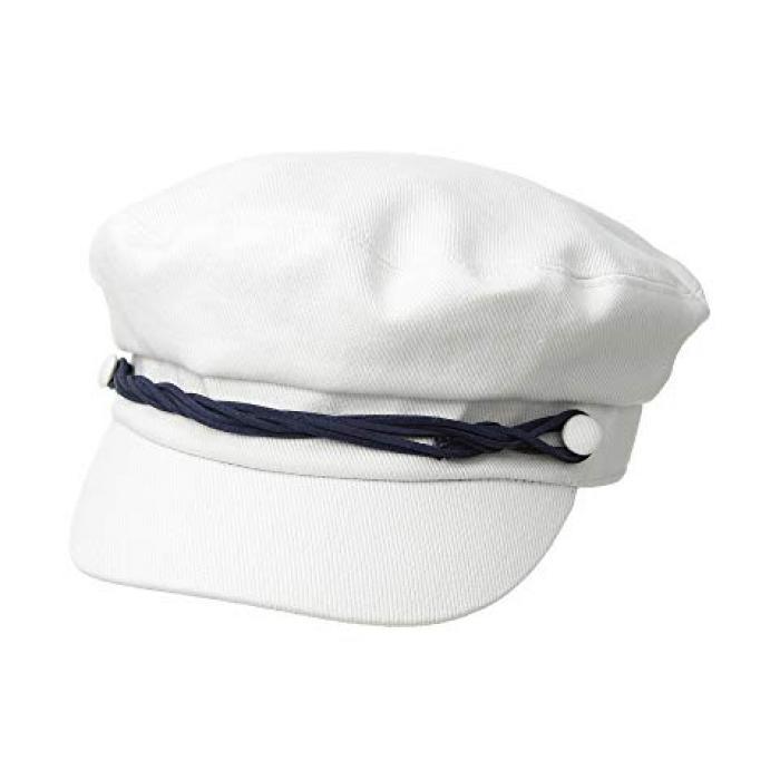 キャップ 帽子 白 ホワイト レディース 女性用 バッグ 小物 【 BETMAR SEAPORT CAP WHITE 】