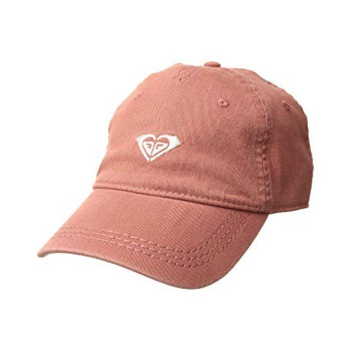 ロキシー ディア ロゴ ベースボール キャップ 帽子 デザート 砂色 サンド レディース 女性用 バッグ 【 ROXY DEAR BELIEVER LOGO BASEBALL CAP DESERT SAND 】
