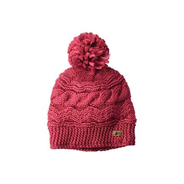 ロキシー ウィンター キャップ 帽子 赤 レッド レディース 女性用 小物 【 ROXY WINTER BEANIE BEET RED 】