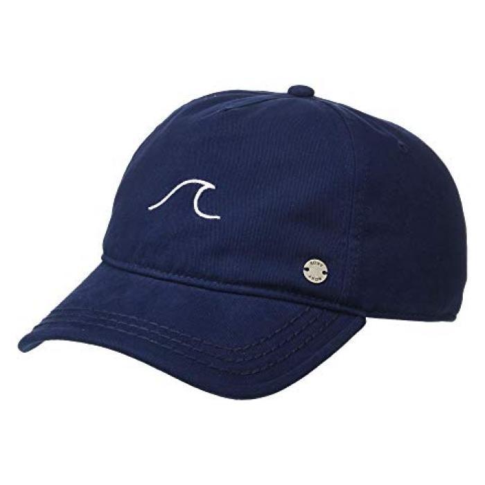 ロキシー レベル ベースボール キャップ 帽子 青 ブルー レディース 女性用 ブランド雑貨 バッグ 【 ROXY BLUE NEXT LEVEL BASEBALL CAP MEDIEVAL 】