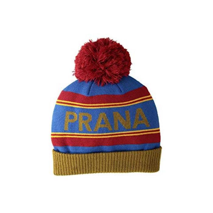 スキー タイム キャップ 帽子 メンズ 男性用 小物 メンズ帽子 【 PRANA SKI TIME BEANIE BRONZED 】