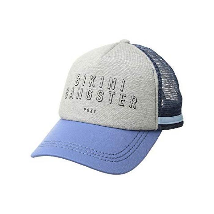 ロキシー ディス トラッカー キャップ 帽子 ヘリテージ ヘザー レディース 女性用 レディース帽子 【 ROXY HEATHER DIG THIS TRUCKER CAP HERITAGE 3 】