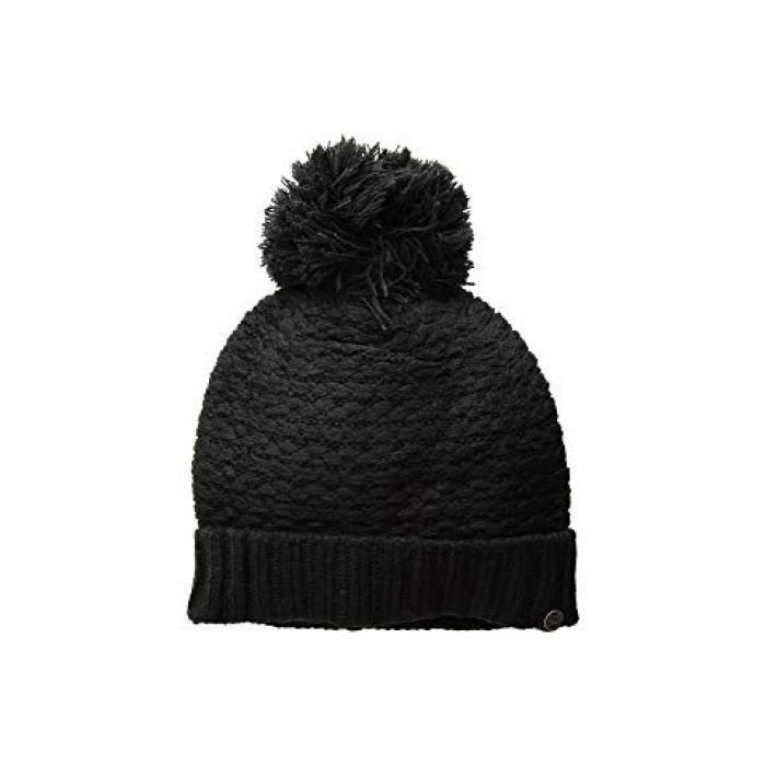 アウトドア エタ キャップ 帽子 黒 ブラック レディース 女性用 ニット帽 小物 【 BLACK OUTDOOR RESEARCH ETTA BEANIE 】