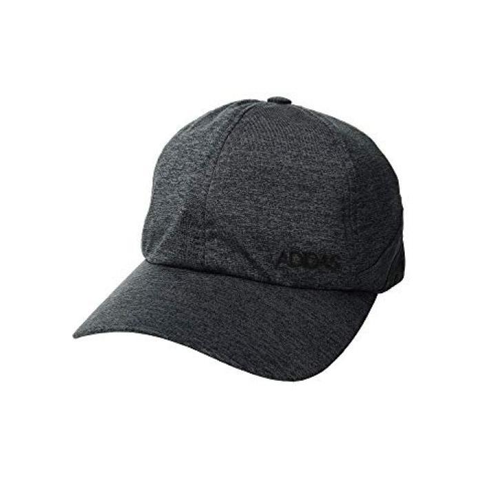 アディダス スポーツ ストリート キャップ 帽子 スペース レディース 女性用 小物 【 ADIDAS STREET SPORT 2 CAP BLACK DEEPEST SPACE HEATHER 】