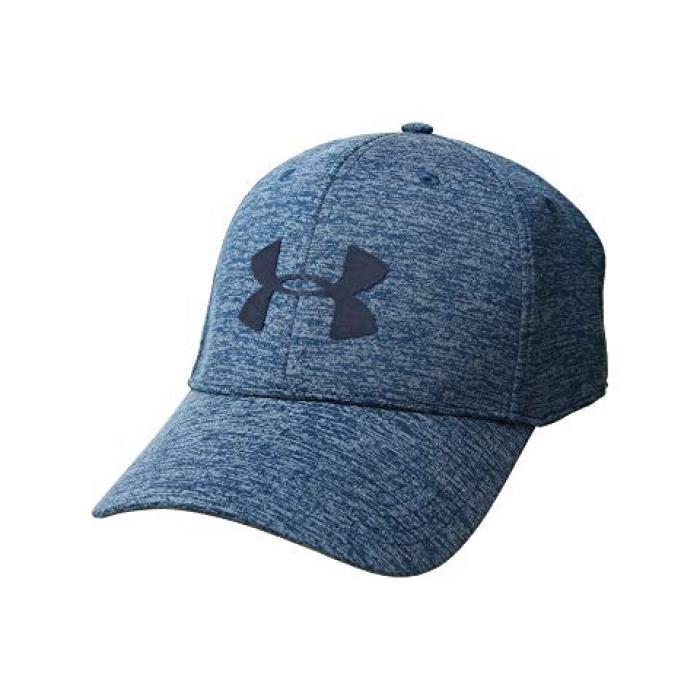 アンダー アーマー ツイスト キャップ 帽子 ペトロ アンダーアーマー 2.0 メンズ 男性用 ブランド雑貨 【 UNDER ARMOUR TWIST CLOSER CAP PETROL BLUE THUNDER ACADEMY 】