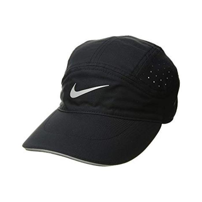 ナイキ ランニング キャップ 帽子 エリート レディース 女性用 小物 【 NIKE AEROBILL RUNNING CAP ELITE BLACK 】
